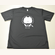 ぶししTシャツ 黒